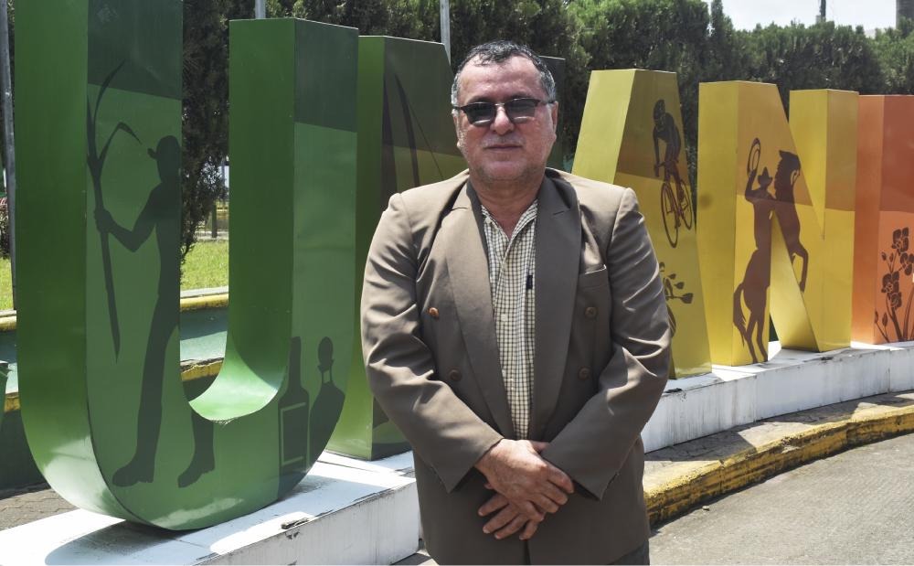 Sr. José Muñóz - Concejal