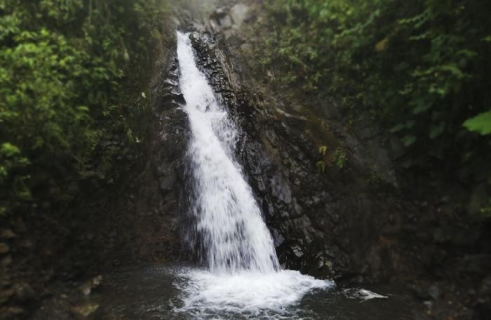 Cascada Naranjapata